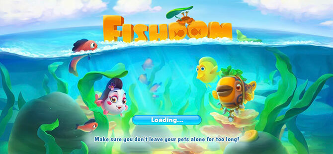 Fishdom Pet Game